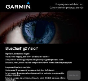 Garmin BlueChart g2 VEU469S