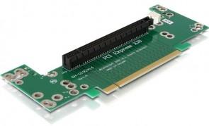 Delock Riser Card PCIe x16 -> 90?ang.
