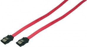 LogiLink S-ATA Cable with latch2x