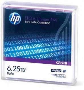Hewlett Packard Enterprise LTO-6 Ultrium 6.25TB