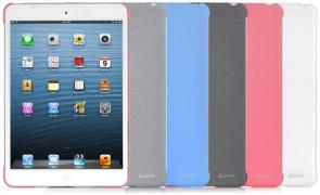 LUXA2 Sandstone iPad mini/Dark Grey
