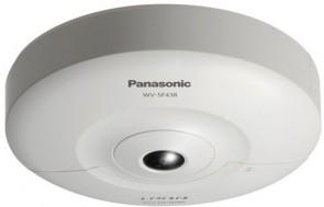 Panasonic WV-SF438E IP FIX. DOME CAM.