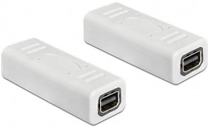 Delock Adaptor mini Displayport->mini