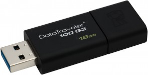 Kingston 16GB USB3.0 DataTraveler 100