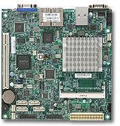 Supermicro Server MB mITX Intel Atom