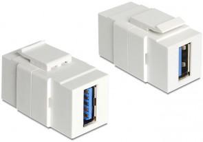 Delock Keystone module USB 3.0 A F.M