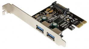 StarTech.com 2 PORT PCIE USB 3.0 CARD