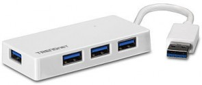 TrendNET 4-port High Speed USB