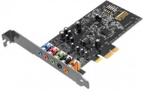 Creative Labs Blaster Audigy Fx, 5.1 BULK