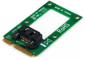 StarTech.com MSATA TO SATA ADAPTER CARD