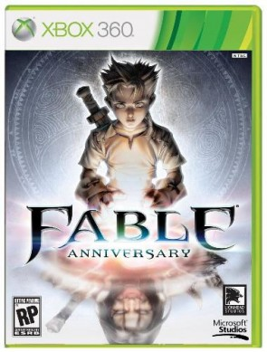 Microsoft Fable Anniversary f/Xbox 360