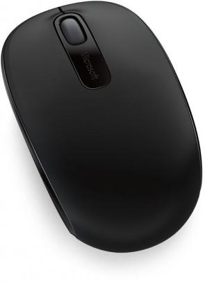 Microsoft WL Mobile Mouse 1850 - Black