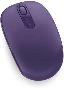 Microsoft WL Mobile Mouse 1850 - Purple