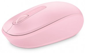 Microsoft WL Mobile Mouse 1850 - PINK