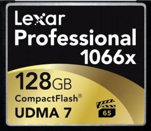Lexar Professional 128GB CF Card