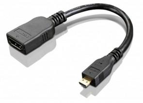 Lenovo ThinkPad MicroHDMI To HDMI