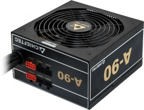 Chieftec A-90 650W retail 80 Plus Gold