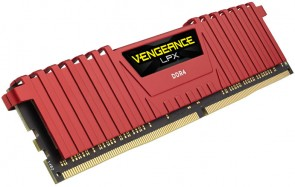 Corsair Vengeance LPX 32GB (4x8GB) Red