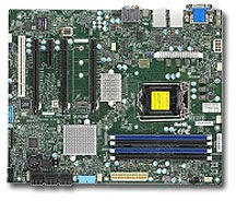 Supermicro Motherboard X11SAT-F