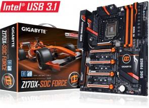Gigabyte Z170X-Soc Force Sock 1151 ATX