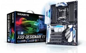 Gigabyte X99-Designare EX Socket 2011
