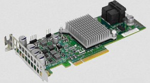 Supermicro 8 internal ports, low-profile