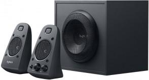 Logitech Z625 2.1 Speaker Set, Black