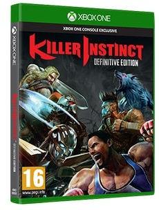 Microsoft Killer Instict: Definitive Ed.