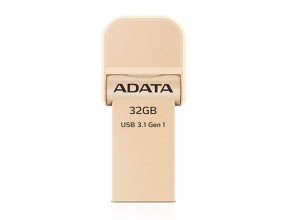 ADATA AI920 32GB USB 3.1 Gold