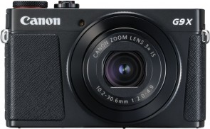 Canon PowerShot G9X Mark II Blk