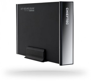 "Chieftec HDD Encl 3.5\"" SATA HDD USB 3.0"