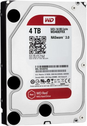 Western Digital WD Red 4TB 24x7