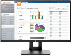 HP VH240a Monitor EURO