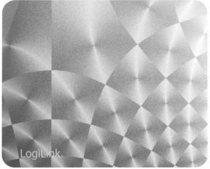 LogiLink Mousepad Golden Laser Alu