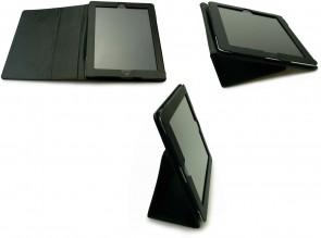 Sandberg Cover stand iPad 2/3 Leather