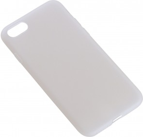 Sandberg Cover iPhone 7/8 soft White