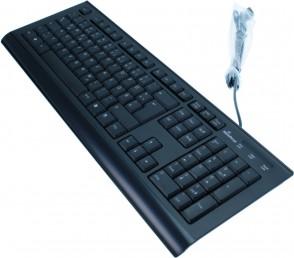 MediaRange Standard Keybord Black US