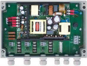 Raytec VARIO PSU - 24V, 150W, 3xO/P