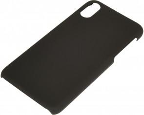 Sandberg Cover iPhone X hard Black