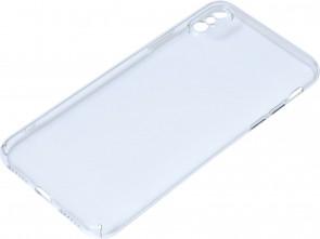 Sandberg Cover iPhone X hard Clear