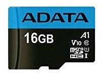 ADATA 16GB UHS-I CL10 A1 V10