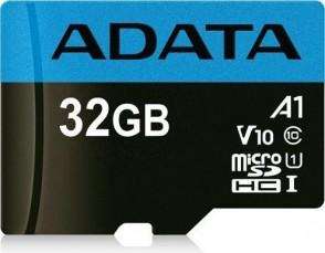 ADATA 32GB UHS-I CL10 A1 V10