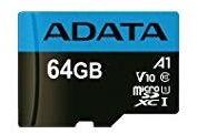 ADATA 64GB UHS-I CL10 A1 V10