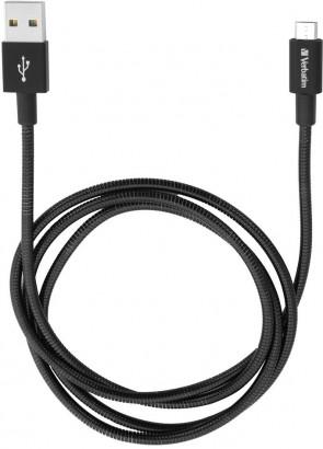 Verbatim Mirco B USB Cable. Black