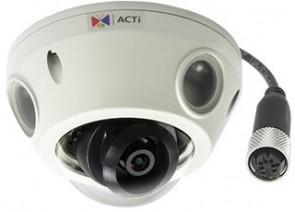 ACTi 2MP Adaptive IR, EWDR, SLLS