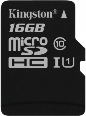 Kingston 16GB microSDHC Class 10 SP