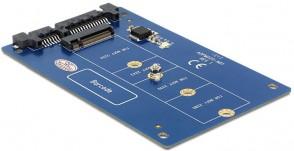 Delock Converter SATA 22 Pin>M.2 NGFF