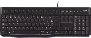 Logitech K120 Keyboard, BE