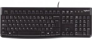 Logitech K120 Keyboard, Belgium