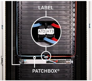 PATCHBOX Identification Label 96pcs.